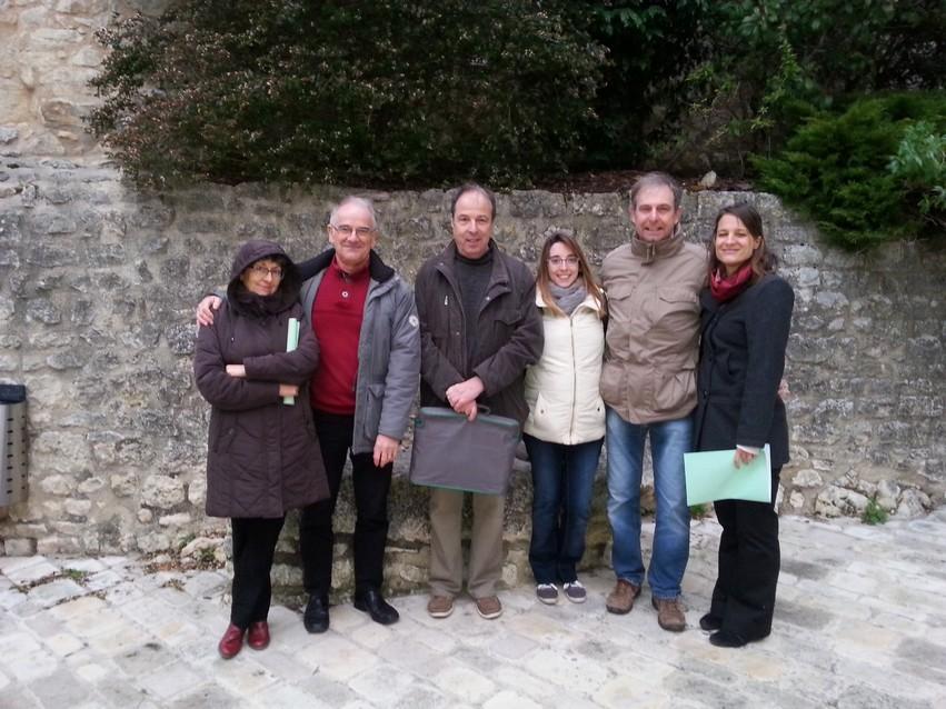 20151129_Chauvigny Eglise St Pierre groupe (1)