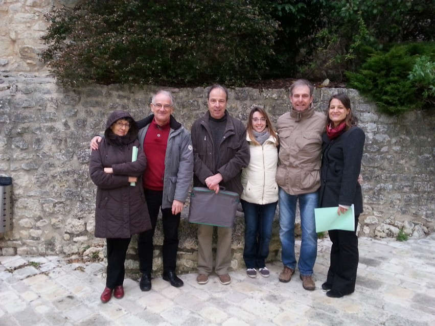 20151129_Chauvigny Eglise St Pierre groupe (1)