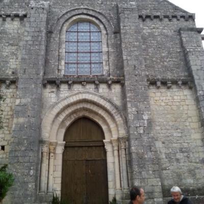 20151129_Chauvigny Extérieur église St Pierre